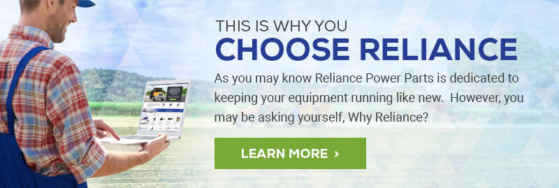 This is Why You Choose Reliance